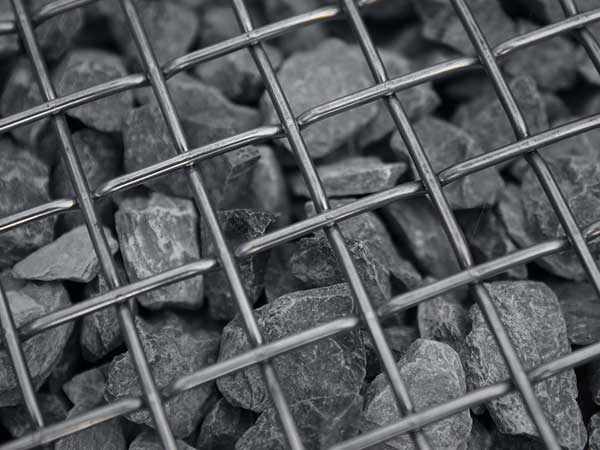 Stainless Wire Mesh Screen   Woven Wire Screen Anticlogging Mesh Polyurethane Screen Wedge Wire